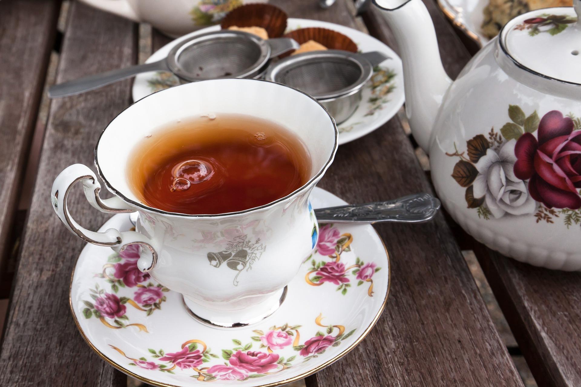 Symbolfoto  Tasse Tee