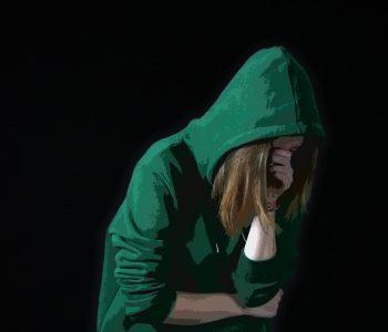 Symbolfoto Stimmungstief, Lustlosigkeit, depressive Verstimmung